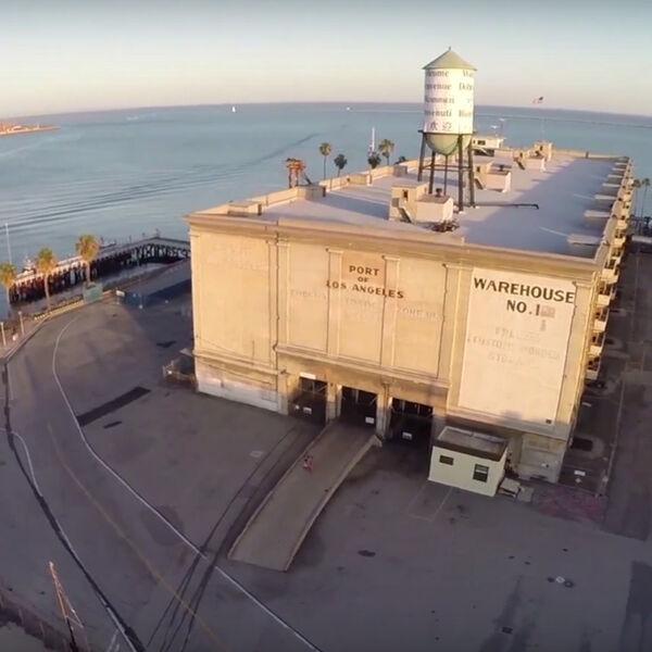 Teen Wolf Season 5 Behind the Scenes Port of LA Warehouse no 1