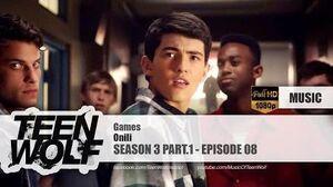Onili - Games Teen Wolf 3x08 Music HD