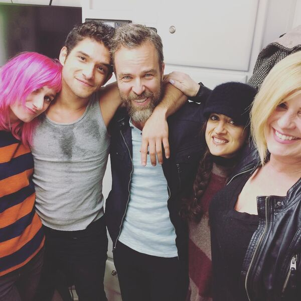 Tyler Posey JR Bourne carleigh herbert final days working on Teen Wolf