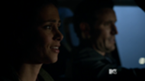 160px-Teen Wolf Season 3 Episode 18 Riddled not so happy couple Melissa Ponzio