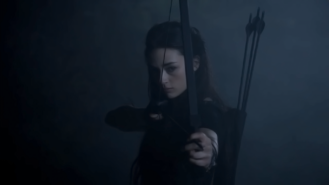 Teen Wolf Season 2 Episode 11 Battlefield Allison Takes Aim