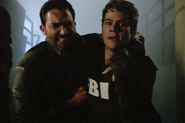 Dylan O'Brien Tyler Hoechlin Teen Wolf Season 6B