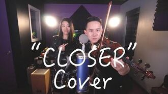 CLOSER - The Chainsmokers ft. Halsey (Jason Chen x Arden Cho)