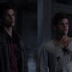 Aiden et Ethan