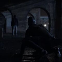 Jackson Kanima stalks Derek