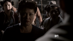670px-Teen Wolf Season 3 Episode 21 The Fox and the Wolf Satomi