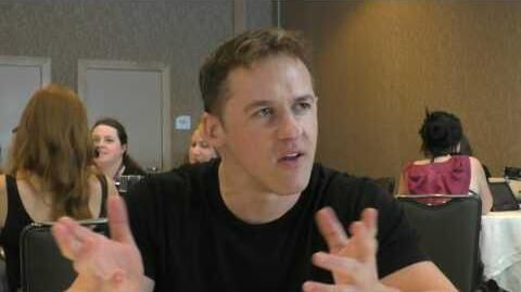 SDCC 2016 Teen Wolf - Jeff Davis Talks Stiles and Lydia and Scott Being Single