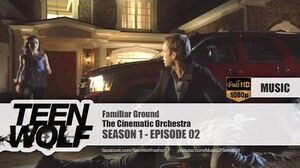 The Cinematic Orchestra - Familiar Ground Teen Wolf 1x02 Music HD