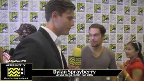 Dylan Sprayberry (Teen Wolf) at San Diego Comic-Con 2016