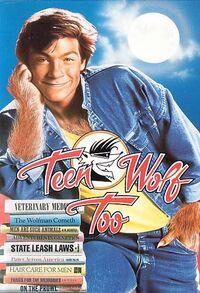 Teenwolf too poster