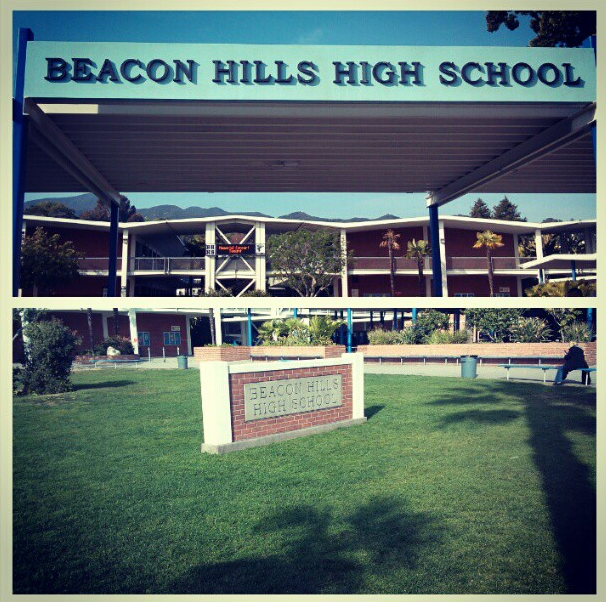 Beacon Hills High School Saison 3