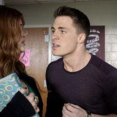 Jackson terrifie Lydia