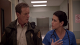 160px-Teen Wolf Season 3 Episode 7 Currents Linden Ashby Melissa Ponzio Sheriff and Melissa McCall investigate