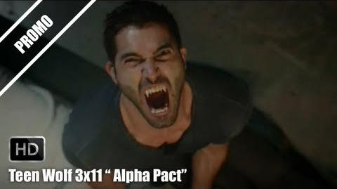 """Teen Wolf 3x11 """"Alpha Pact"""" Promo Preview HD"""