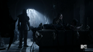 Teen Wolf Season 4 Episode 11 A Promise to the Dead Berserkers Kate and Scott