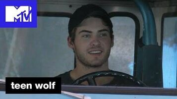 Cody Christian 'The Roscoe Confessionals' Teen Wolf (Season 6B) MTV