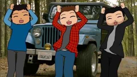 Caramell Dansen Teen Wolf