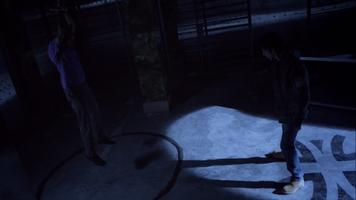 Teen Wolf Season 3 Episode 7 Currents Seth Gilliam Tyler Posey Scott faces mountain ash around deaton