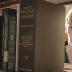 Barrow à la bibliothèque