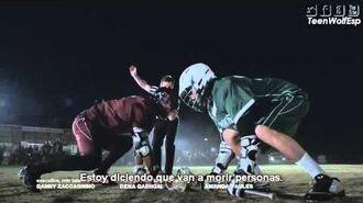 """Teen Wolf 5x17 Promo - """"A Credible Threat"""" Subtitulado en español"""