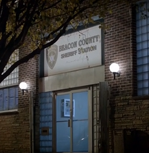 Teen Wolf Season 2 Beacon Hills Sheriff station