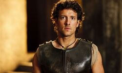 Meet Jack Donnelly Atlantis leading man