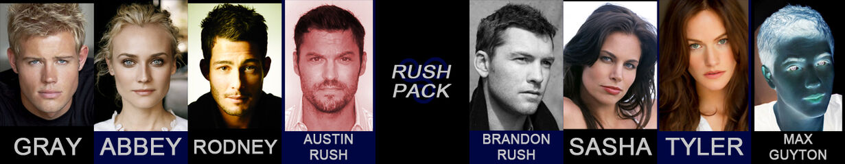 Rush Pack spread
