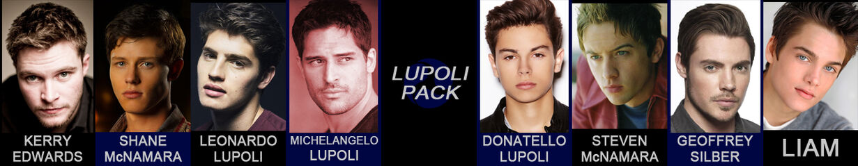 Lupoli Pack spread