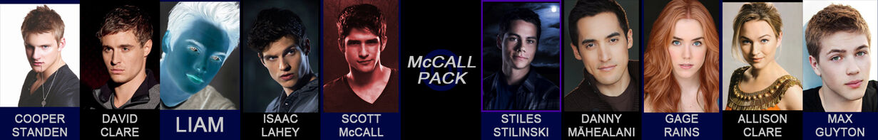 McCall Pack spread