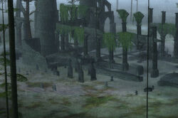 Raining Graveyard