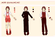 Yamamomo Outfit Colored Watermark Edit