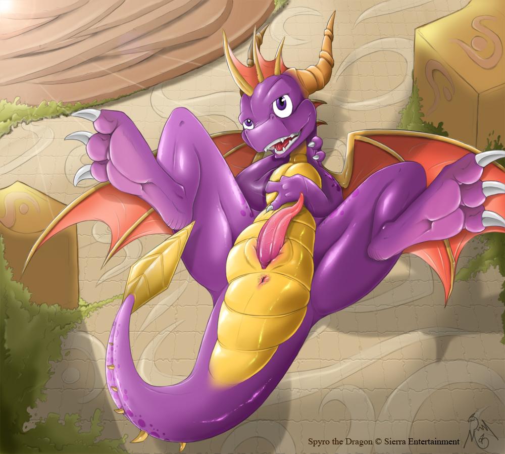 44597 - Narse Spyro The Dragon
