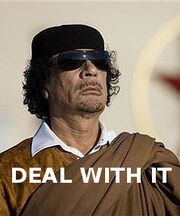 Gaddafi-deal-withit