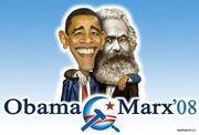 Obama-marx