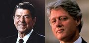 ReaganClinton