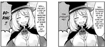 Manga fan translation vs official