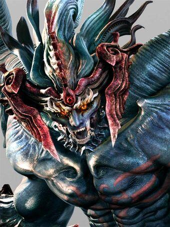 Devil Jin Tekken Blood Vengeance Tekken Universe Wikia Fandom