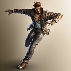 Tekken 7 Fated Retribution Eddy Gordo