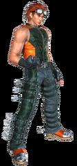 Tekken 5 Hwoarang