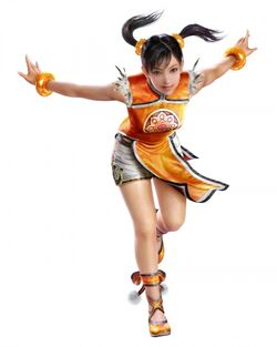 Tekken 6 Bloodline Rebellion Ling Xiaoyu