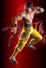 Tekken 7 Marshall Law