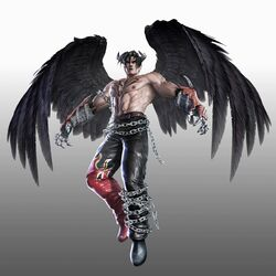 Tekken Tag Tournament 2 Devil Jin