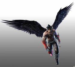 Tekken 6 Bloodline Rebellion Devil Jin