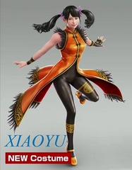 Tekken 7 Fated Retribution Ling Xiaoyu