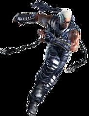 Tekken 5 Raven