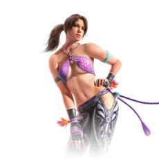 Tekken (Mobile) Christie Monteiro 1