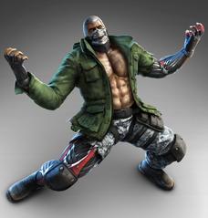 Tekken 7 Fated Retribution Bryan Fury