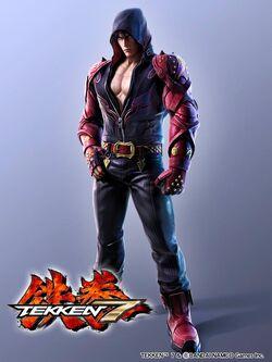 Tekken 7 Jin Kazama