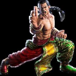 Tekken Tag Tournament 2 Feng Wei