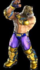 Tekken 5 King II